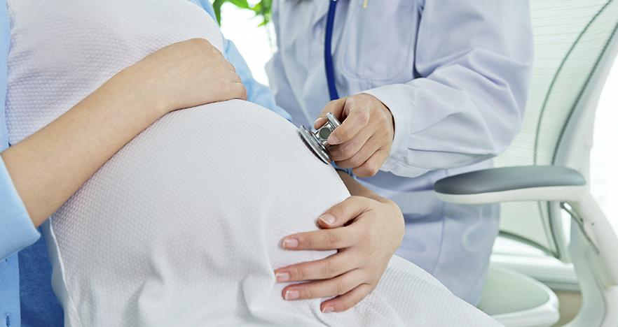 Información para mujeres embarazadas