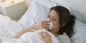 ¿Cómo distinguir un resfrío común de una gripe?