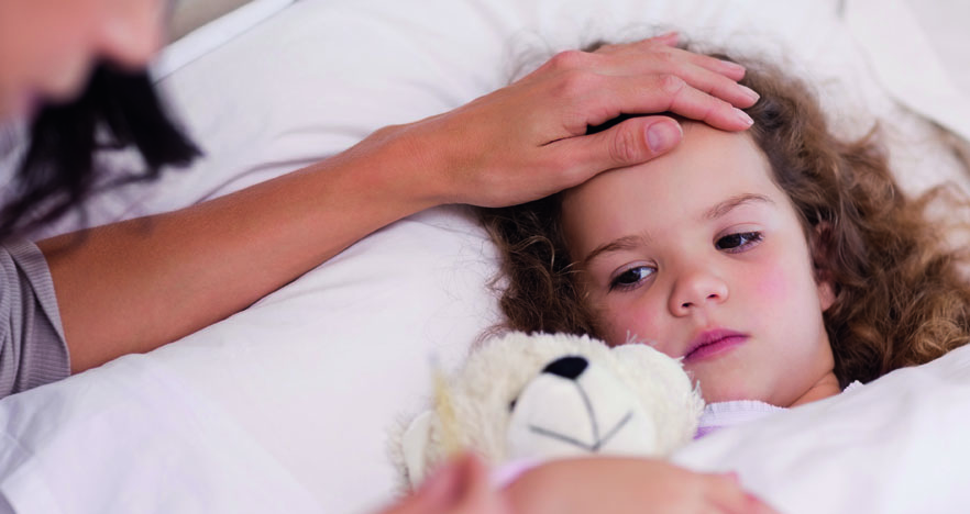 ¿Cómo cuidar a los niños este invierno?